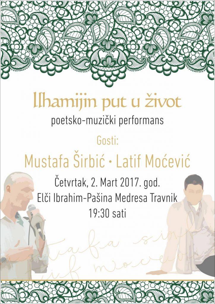 "Performans ""Ilhamijin put u život"""