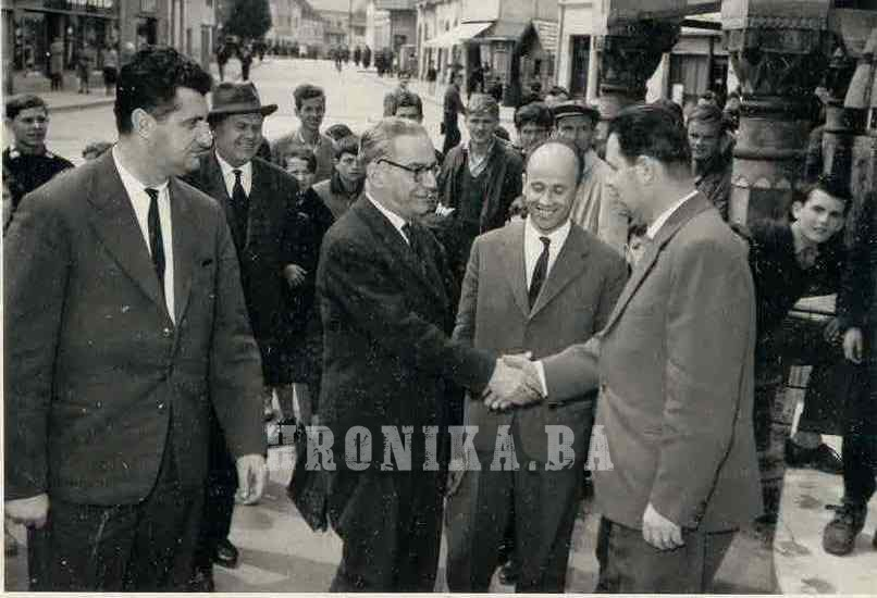 U Travniku spomenski pohod u povodu godišnjice smrti Ive Andrića