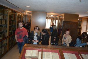 """Studenti sa Sveučilišta """"VITEZ"""" posjetili Franjevački muzej i lječilište """"Reumal"""" u Fojnici"""