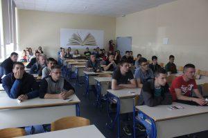 Učenici Mješovite srednje tehničke škole Travnik posjetili Internacionalni univerzitet Travnik