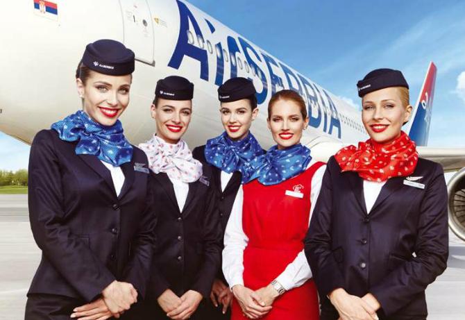 Koja avio kompanija ima najljepše stjuardese?