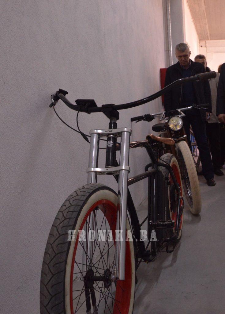 GS Tvornica mašina Travnika povećala proizvodnju luksuznih bicikla