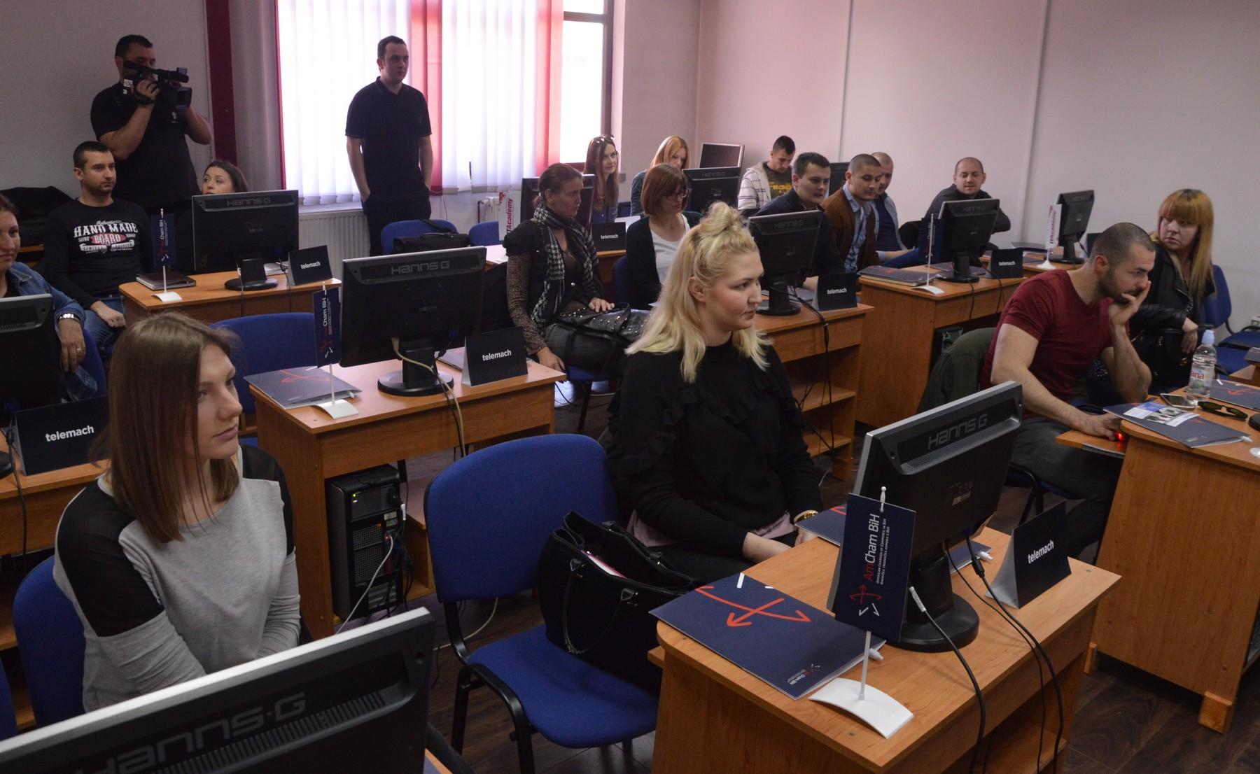 U Travniku dvodnevna IT radionica za nezaposlene