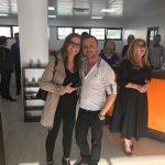 Uz pjesmu i šampanjac: U Zenici svečano otvoren savremeni veliki frizerski edukativni centar ljepote