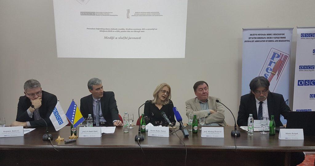 Društvo novinara BiH dodijelilo godišnja priznanja