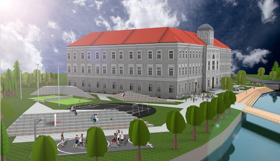 Tarik Arnautović: Uspješni dizajner poklanja rodnom Travniku igralište