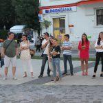 Književno veče na Centralnom gradskom trgu u Travniku