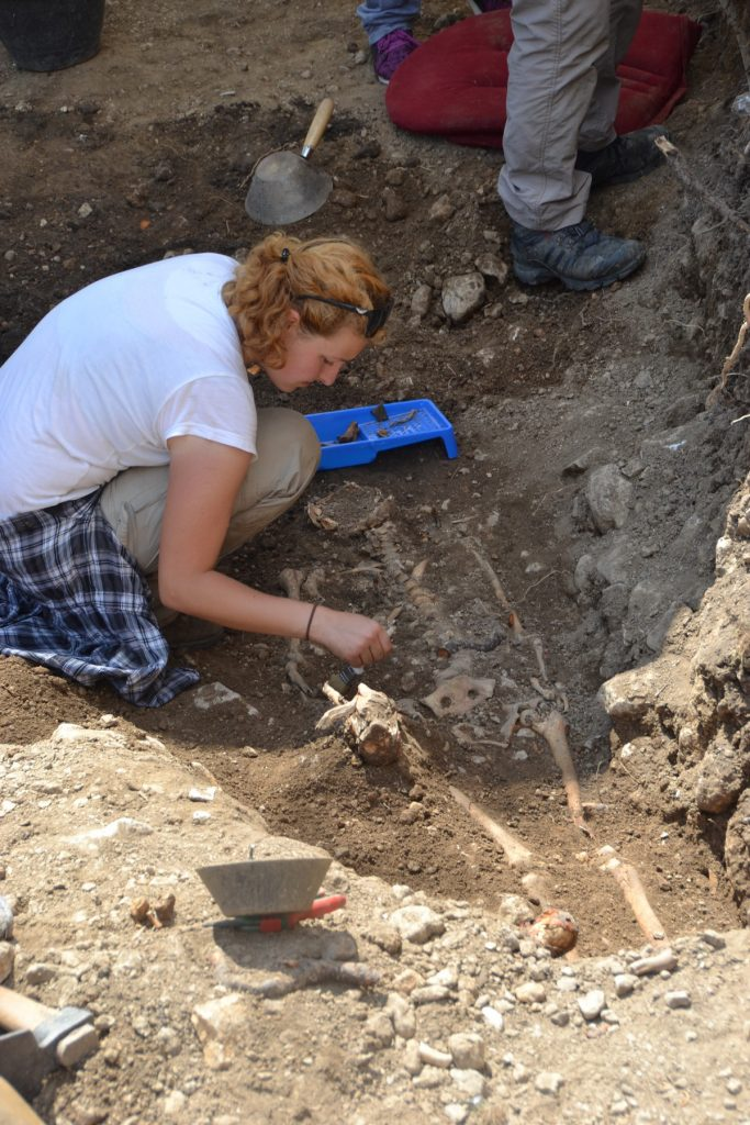 U haremu Varoške džamije pronađena velika količina arheološkog materijala