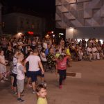 "Kazalište ""Korifej"" oduševilo predstavom ""Ženski orkestar""  na Centralnom gradskom trgu"