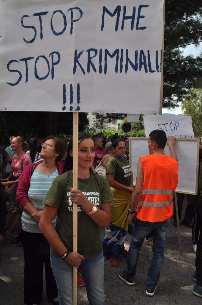 Stop gradnji mini hidroelektrana na Kruščici!