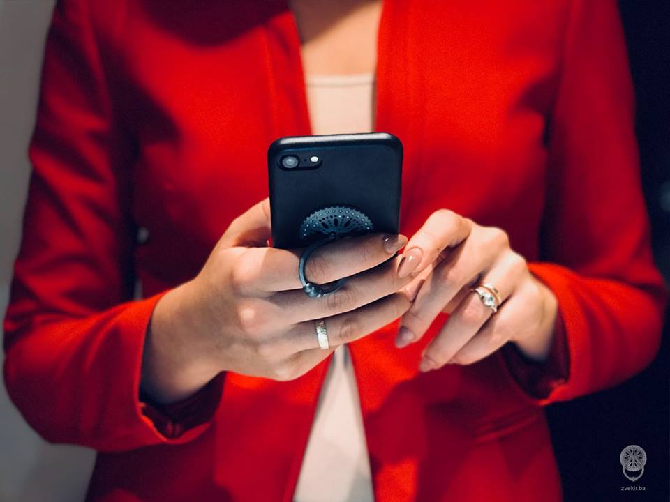 Zvekir - dodatak za mobilne telefone