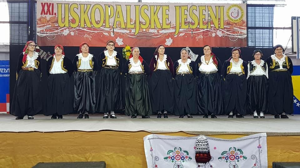 Završena kulturna manifestacija Uskopaljske jeseni