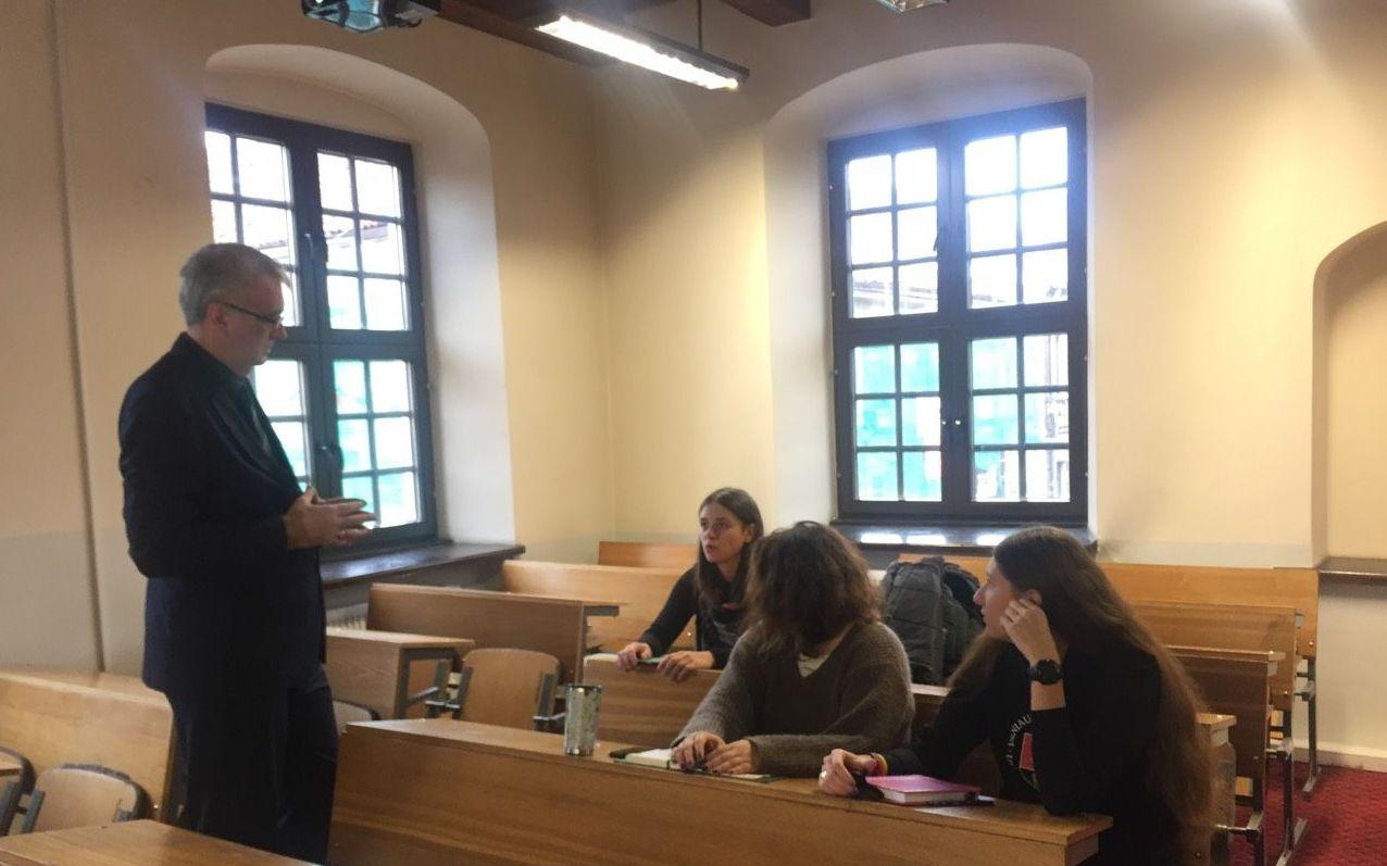 Predavanja na postdiplomskom studiju i Erasmus+ mobilnost u Kaunasu