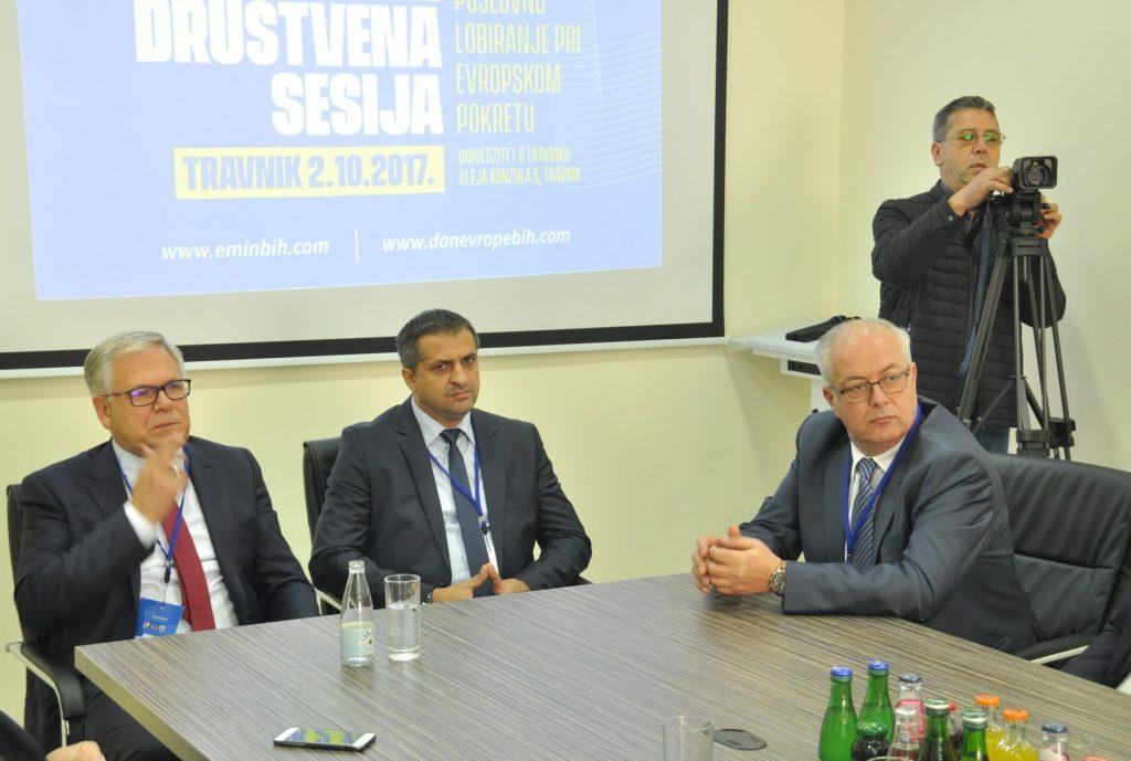 Forum u Travniku: Za razvoj privrede nužno unaprijediti politički ambijent