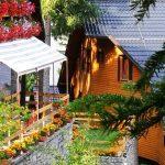 Vlašić: Bajkovita kuća u cvijeću privlači pažnju prolaznika