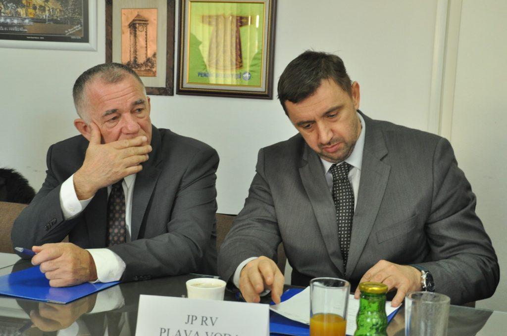 Četiri općine potpisale ugovor sa EBRD za projekat Plava voda