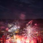 Novogodišnja noć na Vlašiću kroz objektiv Adina Pinje