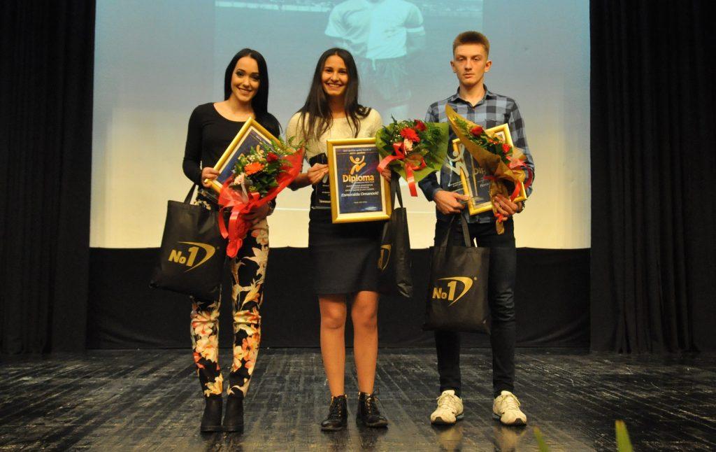 Kenan Vardalić i Amina Tahirović najbolji sportisti Travnika u 2017. godini