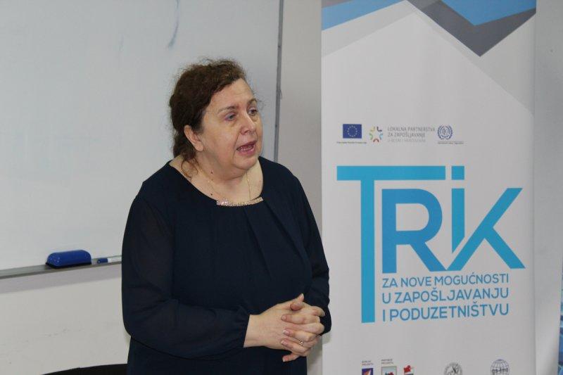 """U okviru EU projekta """"TRIK"""" u Travniku realizovana """"Mala škola poduzetništva"""""""