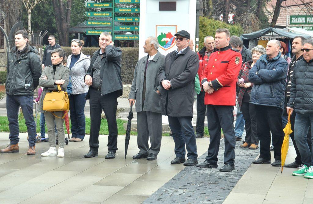 """U okviru """"Dana općine Travnik"""" održan zajednički koncert dva travnička duvačka orkestra"""