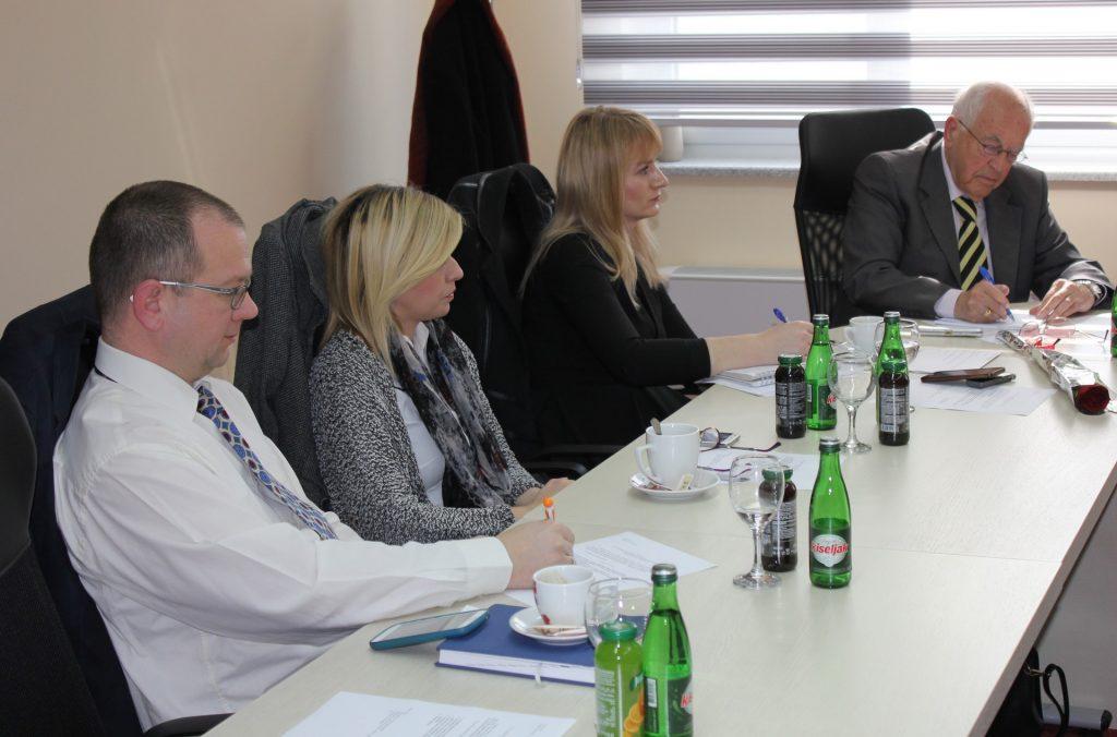 Boljim odnosom privatnih i javnih univerziteta može se unaprijediti visoko obrazovanje u BiH