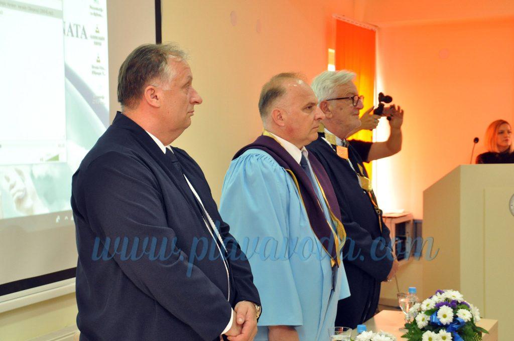 Promocija na Farmaceutsko zdravstvenom fakultetu u Travniku