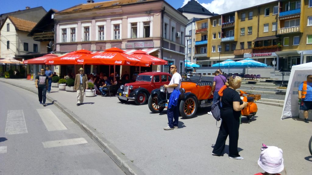 U Travniku počeo 7. Internacionalni oldtimer rally
