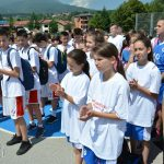 "Završen ""Mini basket fest Busovača 2018"""