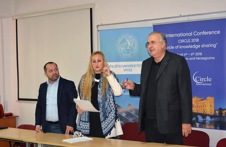 FIT Sveučilišta VITEZ potpisao Memorandum sa sarajevskom IT firmom ATIA