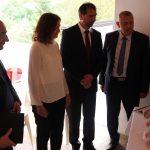 Predsjednik Federacije BiH posjetio pekaru u Gučoj Gori koju je pokenula povratnička obitelj