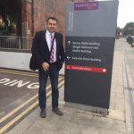 """Aktivnosti Sveučilišta/Univerziteta """"VITEZ"""" na uspostavljanju suradnje sa sveučilištima u Velikoj Britaniji"""