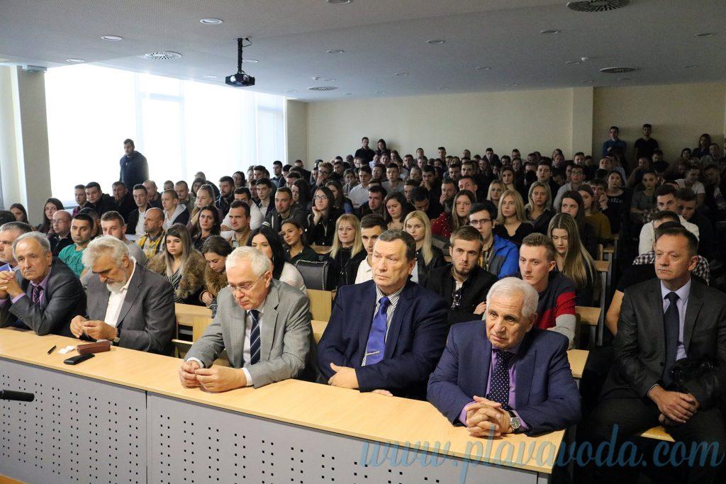 Obilježen početak akademske godine na Internacionalnom Univerzitetu Travnik