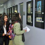 Zdravko Cvjetković karikaturama '' Svi naši zmajevi'' otvorio studentsku konferenciju GeTID-S