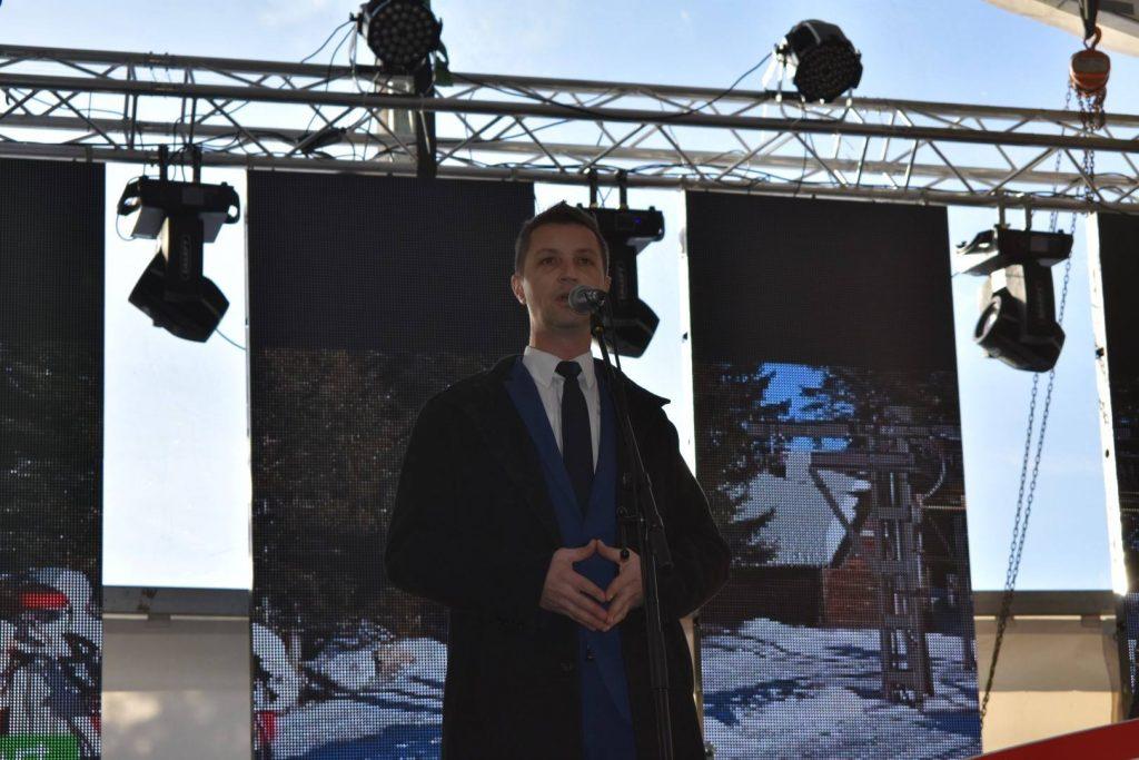 Otvorena zimska turistička sezona na Vlašiću
