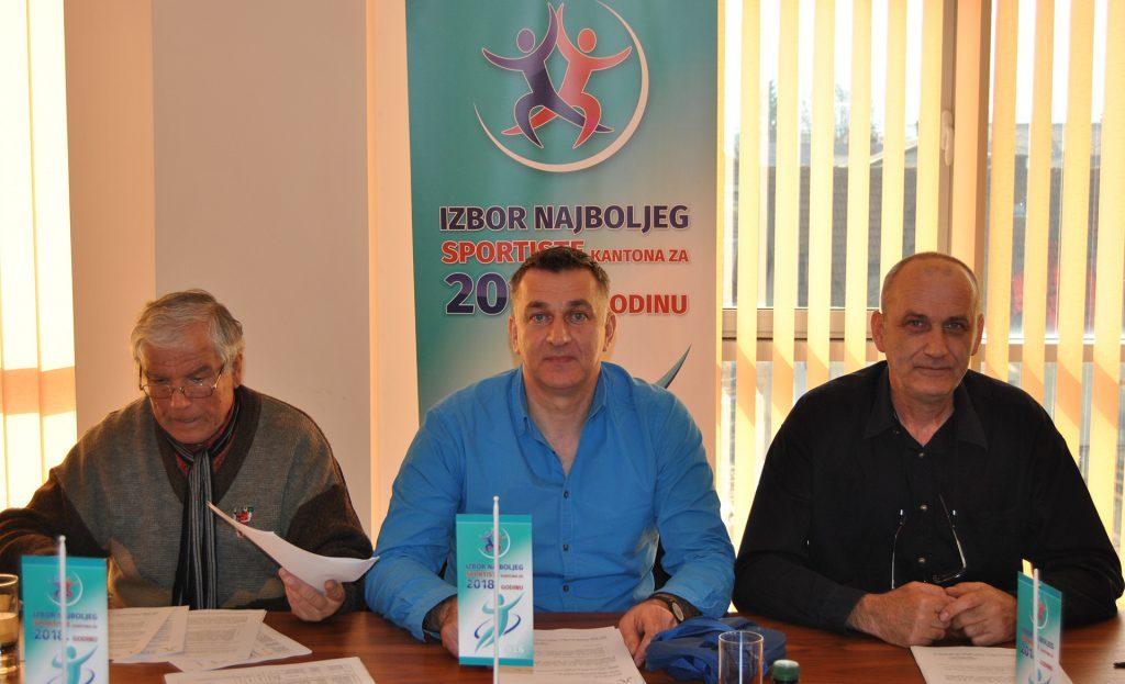 Ove godine iz budžeta Srednjobosanskog kantona za sport će bit izdvojeno 810.000 KM
