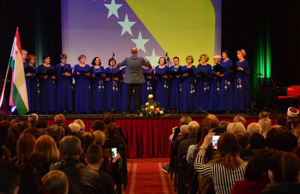 Svečana akademija u Travniku u povodu Dana nezavisnosti BiH