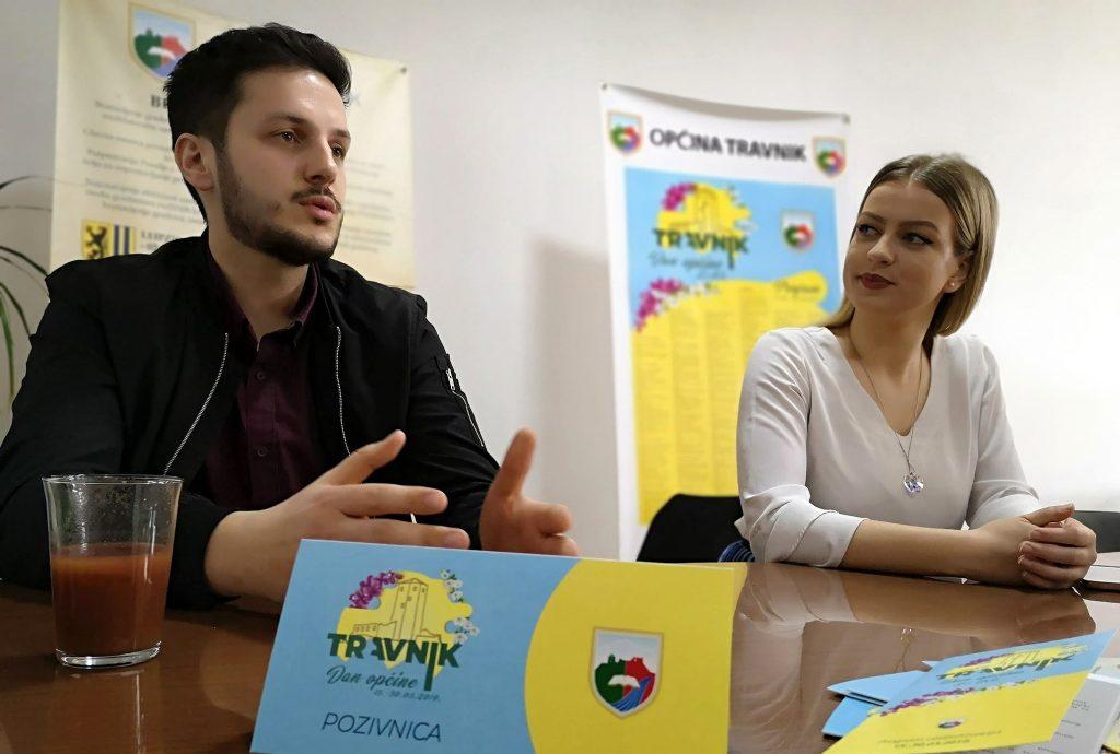 """Armel Čankušić autor najboljeg vizuelnog identiteta za """"Dane općine Travnik"""""""