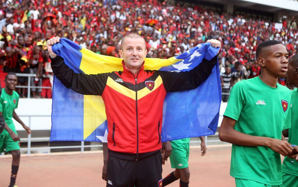 Adnan Hodžićsa ekipom CD Primeiro de Agosto igrao polufinale Afričke lige prvaka