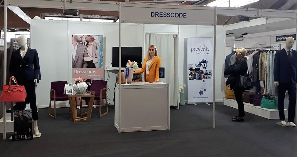 "Prevent Travnik i Dresscode na Sajmu tekstila, kože i obuće ""Timod EXPO – 2019"""