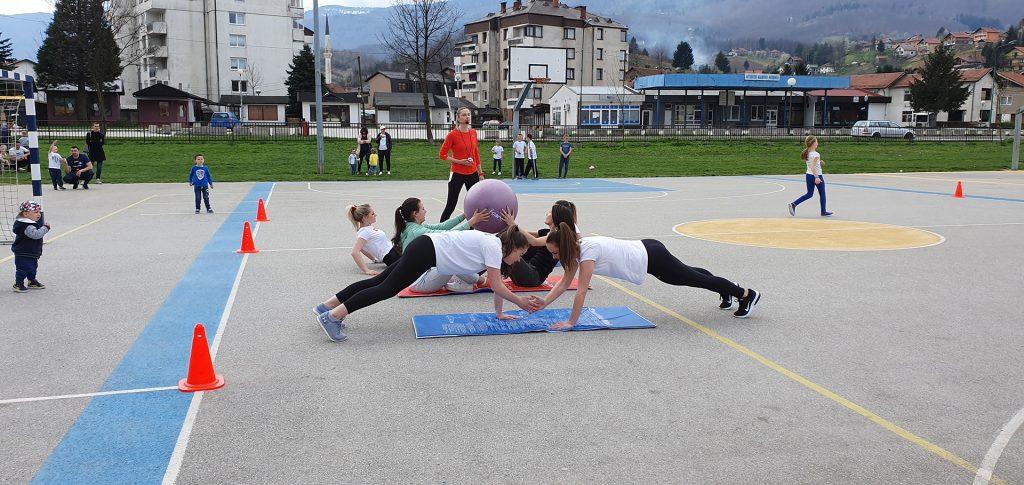 """Svjetski dan zdravlja obilježen u Busovači - """"Biram zdravlje"""""""