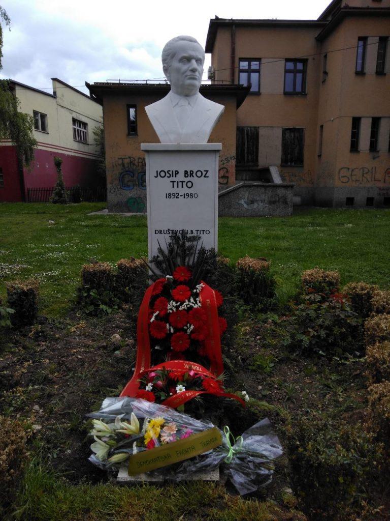 Širom BiH obilježeno 39 godina od smrti Josipa Broza Tita
