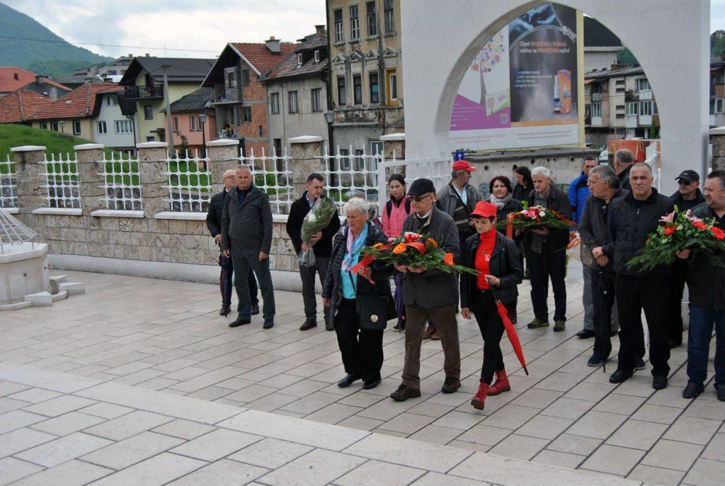 U Travniku obilježen Dan pobjede nad fašizmom i Dan Evope