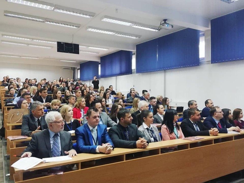"""Na Sveučilištu """"Vitez"""" počela IV. međunarodna studentska konferencija  SKEI 2019"""