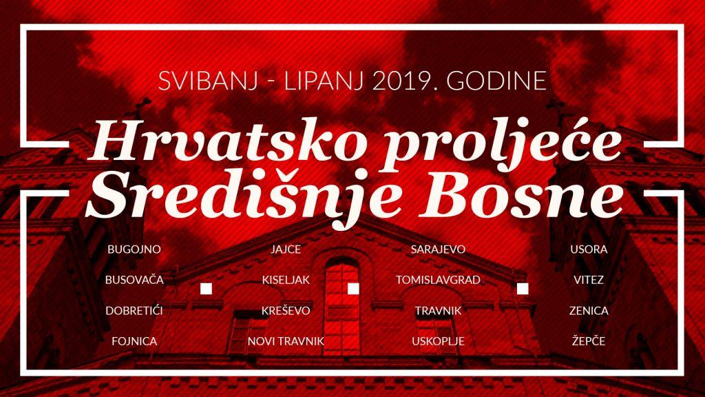"""Naredne sedmice  počinje """"Hrvatsko proljeće Središnje Bosne"""""""
