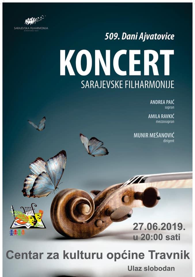 Sarajevska filharmonija u Travniku