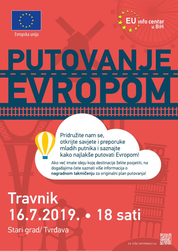 """""""Putovanje Evropom"""" u Travniku"""