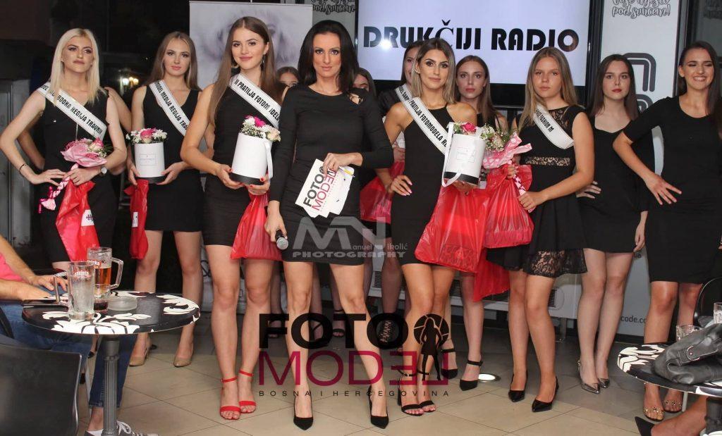 Izabrane predstavnice Travnika i Novog Travnika na Izboru za fotomodel BiH