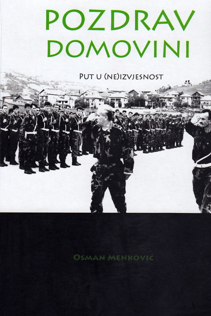 """Promocija knjige """"POZDRAV DOMOVINI"""" u Travniku"""