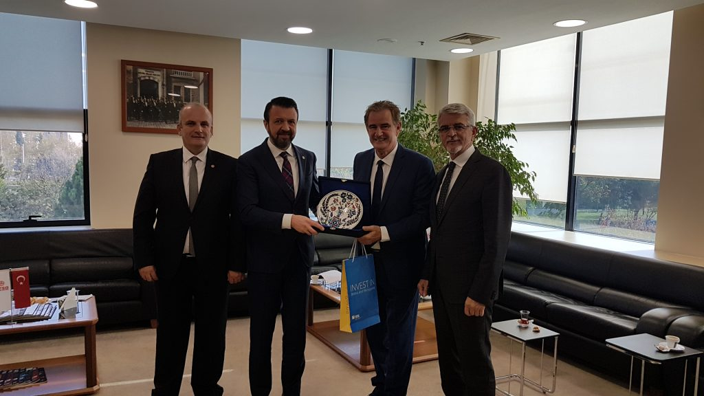 Turski privrednici najavljuju investicije u BiH