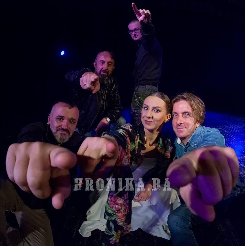Virtuozi instrumentalnog sevdaha 'Mustra orchestra' objavili kompoziciju 'Buđenje-korak prvi'